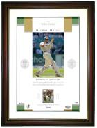 Mike Hussey signed Elite Series lithograph