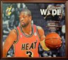 "Dwyane Wade - ""Flash"" - New Design for 2014 with Personally Signed Ball and Upper Deck Authenticity"