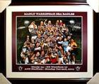 Manly 2011 Premiers Lithograph Personally Signed by Ballin, Mauro, and Robertson