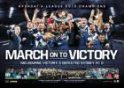 Melbourne Victory 2015 A League Premiers Sportsprint
