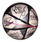 Real Madrid 2016 Champions League Final Team Signed Ball
