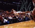 Dennis Rodman Signed 16x20 Superman Photo, Framed