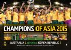 Australian Socceroos Asian Cup Victory Sportsprint, Framed - GREAT PRICE!