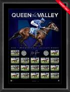 "Winx - ""Queen of the Valley"", Framed"
