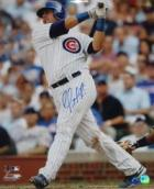 Geovany Soto signed Cubs photgraph