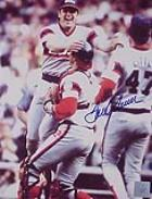 Tom Seaver signed photograph