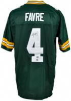 Brett Favre signed Green Bay Packers jersey