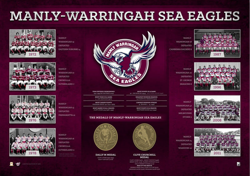 manly sea eagles - photo #28