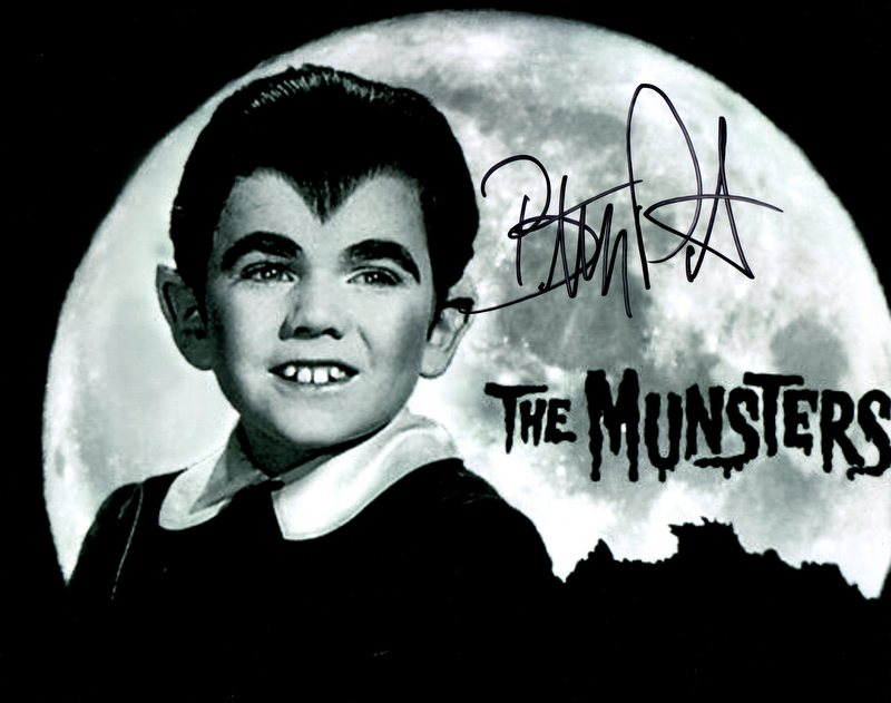 "Butch Patrick ""The Munsters"" Personally Signed Photo"