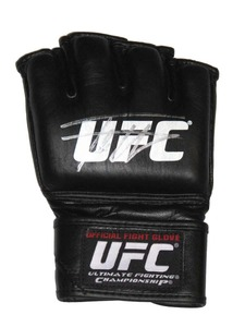 Tito Ortiz Signed Fight Glove