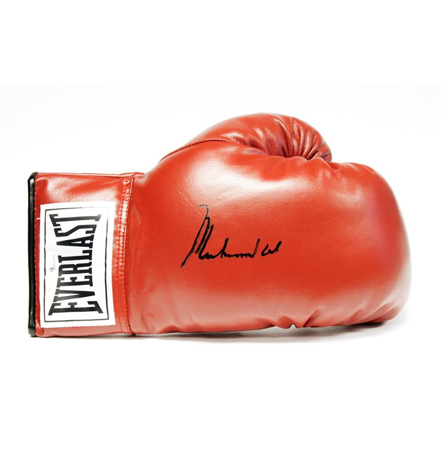 Amazoncom muhammad ali signed Collectibles amp Fine Art